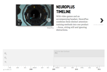 Armed with New $700K Round + Validation from Duke Pilot Study, NeuroPlus Launches on Kickstarter: https://www.exitevent.com/2017/09/armed-with-new-700k-round-validation-from-duke-pilot-study-neuroplus-launches-on-kickstarter/